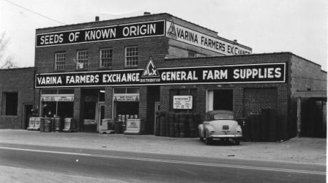 My Grandfathers store back in the 1950's