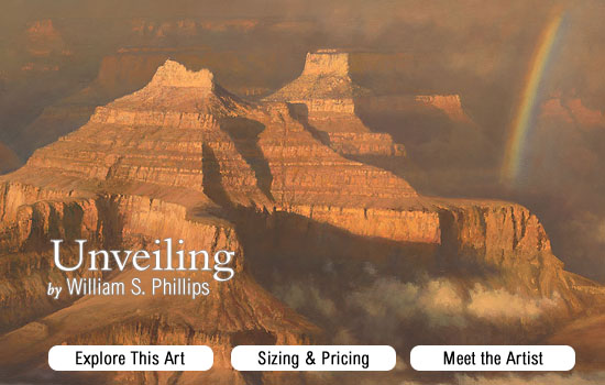 Great Grand Canyon painting.