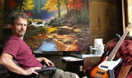 purchase Mark Keathley art at Ashley's Art Gallery